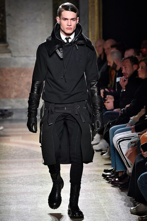<strong>Les Hommes</strong> 2017, Fall/Winter, Les Hommes, Menswear, Milan